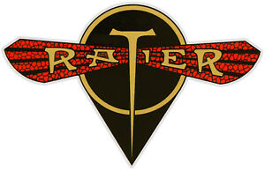 Ratier Propeller Decal WW1 French Aircraft 1914 - 1920s