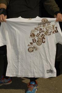 Negro league baseball team logo t shirt 3xl official merch heavy cotton NM