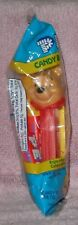 Star Wars Pooh PEZ Dispenser Winnie The Pooh Orange Lemon & Game Card