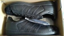 Women's  Adidas  Original Superstar W Black trainers Size UK 8.5 EU 42.5 *NIB*