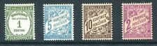 French Andorra 1935 - 1941 Postage Due Unused Lot