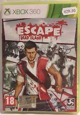 Escape Dead Island per XBOX 360 PAL - NUOVO