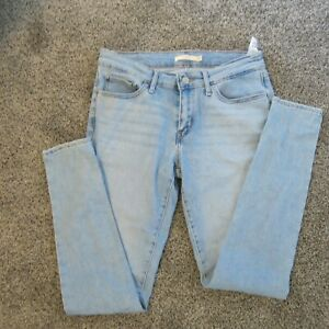 Levis womens Jeans, 711 skinny, SIZE 28