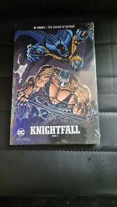 Dc comics the legend of batman eaglemoss • 19Knightfall 3 (Sealed)