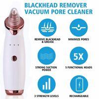 Soin Visage Peau Massager Point Noir Aspirateur acné de Nettoyage Électrique spa