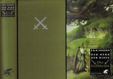 Tolkien, Der Herr der Ringe Teil 1: Die Gefährten, Sonderausgabe zum Film, 2001