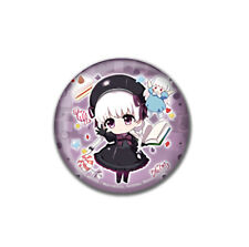 Fate/EXTRA Last Encore Caster Nursery Rhyme Collab Exclusive Can Badge Button