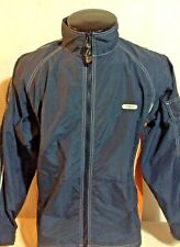 Umbro Blue Orange Track Jacket Medium