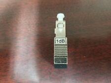 1dB Fixed Optical Attenuator SC/UPC,SM NEW!