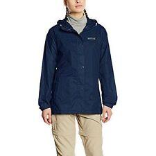 Regatta Pack-it II Waterproof Packaway Womens Jacket - Midnight Blue 18 Rww256