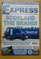 Rail express magazine no 148 September 2008.
