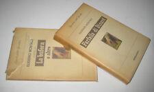 Montale FARFALLA DI DINARD e LA BUFERA lo specchio mondadori 1960 1957 prime ed.
