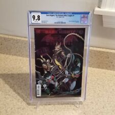 Dark Nights: Batman Who Laughs #1 Cgc 9.8