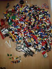 3,5 kg Lego Sammlung Konvolut Figuren Räder Bäumer Ninjago Feuerwehr Vampir Cars