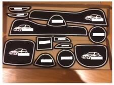 INTERIOR DASHBOARD MAT GATE PAD TRIM SET JUKE 2010 - 2018 - WHITE ONLY