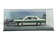 JAMES BOND 007 Collection BMW 518 /OCTOPUSSY Detailed Scale Model Police Car Toy