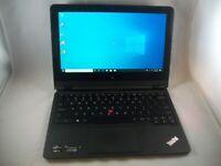 Lenovo ThinkPad Helix Tablet w/Keyboard Dock-Core i5@1.8 GHz-4GB-128GB-WebCam