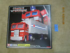 Takara Transformers Masterpiece Lot OPTIMUS PRIME + TRAILER MP 4 MISB Convoy 04