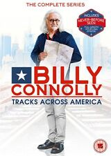 Billy Connolly Tracks Across America [DVD]