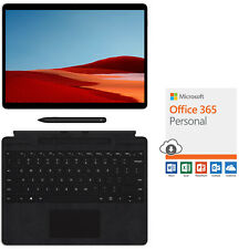 """Microsoft Surface Pro X 13"""" Touch Tablet SQ1 8GB/256GB + Microsoft Office 365"""