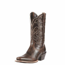 "Ariat 10010933 Legend 11"" Chocolate Chip Square Toe Cowgirl Fashion Riding Boots"