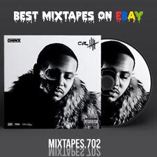 Chinx Drugz - Cocaine Riot 5 Mixtape (Full Artwork CD/FrontBack Cover) CR5