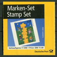 Bund 10 x 2114 SK Markenheftchen MH 41 postfrisch Selbstklebende MNH