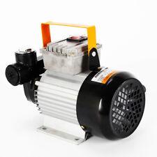 16Gpm 110V Portable Self Priming Electric Oil Pump Transfer Fuel Diesel