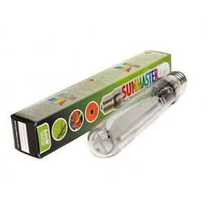 Sunmaster 600W Watt Hps Dual Spectrum Grow Light Bulb Lamp