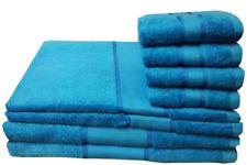 Toallas de baño y albornoces color principal azul con toalla de baño