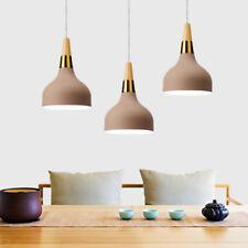 Modern Pendant Light Kitchen Ceiling Light Home Wood Pendant Lighting Bar Lamp