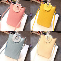 Lady Sleeve Case Skin Cover Neck Strap Pouch KeyChain Bag For Mobile Phone Bags
