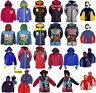 Paw Patrol/Mario/Pokemon/Minion Winter NEW coat  Boys Kids Official Licensed