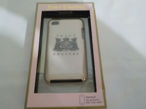 Juicy Couture Apple iPod Touch 4th Gen Fashion Case BRAND NEW