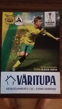 Tampere Ilves - Slavia Sofia  Europa League 12.7.2018
