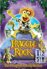 Fraggle Rock: The Complete Fourth Season (DVD, 2013, 5-Disc Set) New