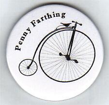 PENNY FARTHING - FRIDGE MAGNET OR KEYRING - BRAND NEW