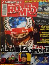 Auto & Sport ROMBO 26 1997 con inserto IN PISTA CHRYSLER VIPER GTS-R - Audi A8