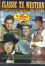 Classic TV Western Collection (DVD, 2005, 5-Disc Set)
