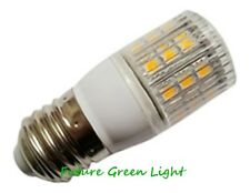 E27 ES 24 SMD LED 240V 3.8W 350LM WARM WHITE BULB WITH COVER ~50W