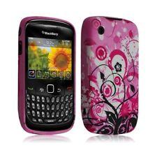 Housse étui coque en gel pour BlackBerry Curve 8520 avec motif HF17