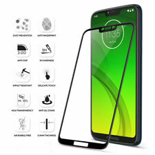 Screen Protector for Motorola E5 G7 G6 Z4 M Tempered Glass 3D Display Full Cover
