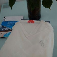Summer sweater/ Pull été Gianni Versace blanc, L (-15%)
