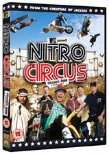 Nitro Circus: Season 1 DVD (2010) Trip Taylor ***NEW***