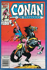 CONAN: THE BARBARIAN # 189 Marvel 1986 (fn+)