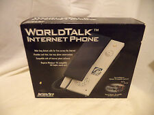 Vintage InterAct Multimedia Products World Talk Internet Phone SV-2030 New