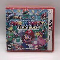Mario Party: Star Rush (Nintendo 3DS, 2016)