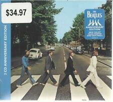 THE BEATLES 2 CD Digipak ABBEY ROAD ANNIVERSARY EDITION Martin/Okell Mix-SEALED!