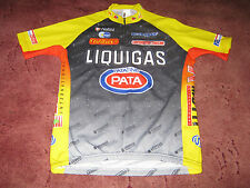 "LIQUIGAS PATATINE PATA WILIER NALINI italien Maillot de cyclisme [40""]"