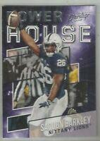 Saquon Barkley New York Giants Penn State 2018 Prestige POWER HOUSE